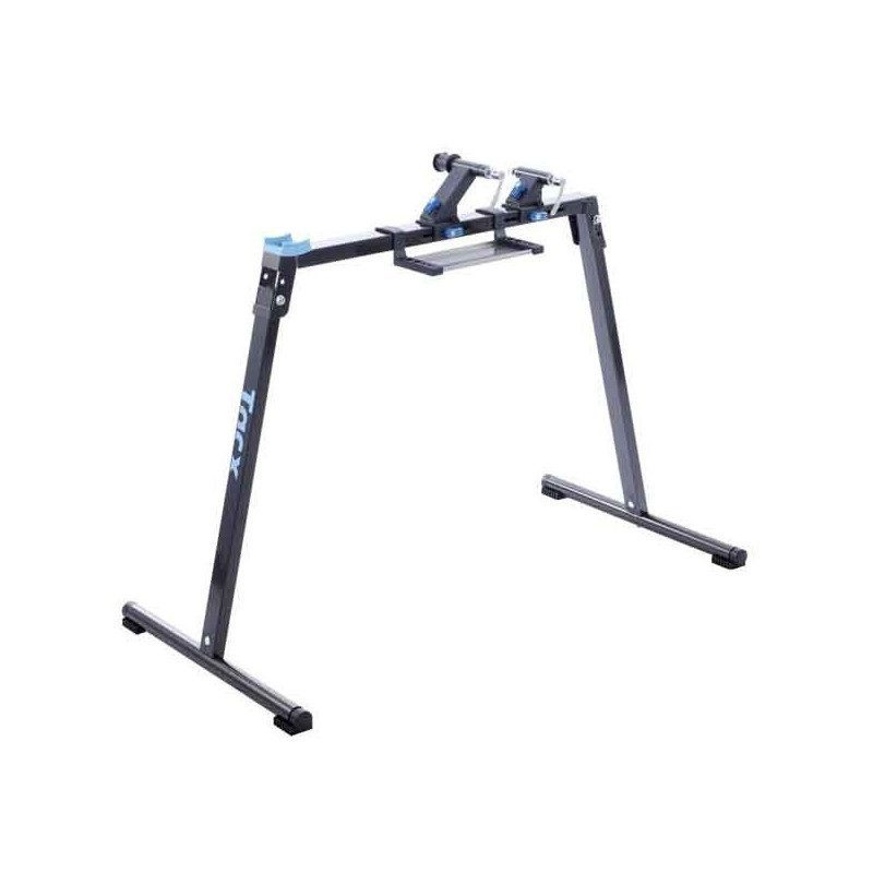 Tacx t3075 cycle motion stand route outils entretien tacx - Support velo atelier ...