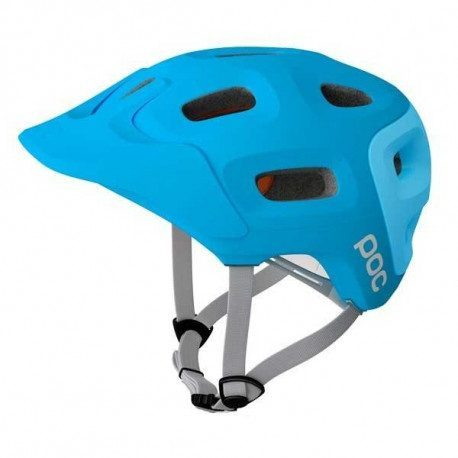 Casque VTT Poc Trabec Blue-Light Blue