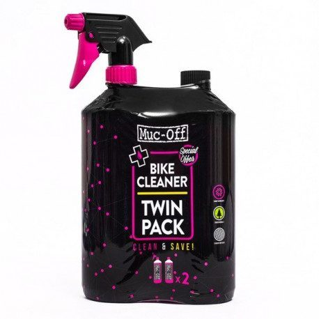 Nettoyant vélo Muc Off Bike Cleaner Twin Pack 2x1 litre