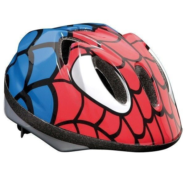 casque v lo massi junior spiderman achat vente casques. Black Bedroom Furniture Sets. Home Design Ideas