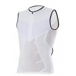 Maillot triatlón Zerod iSinglet Ultimate White/Black