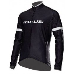 Maillot ciclista manga larga Focus RC Winter Jersey LS