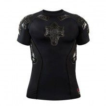 T-shirt de protection G-Form Pro-X Noir-Gris
