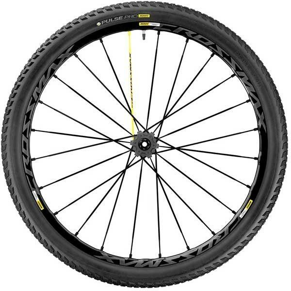 roues vtt 29 pouces mavic crossmax pro wts black. Black Bedroom Furniture Sets. Home Design Ideas