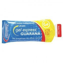 Gel energético final de carrera Fenioux Gel Express Guarana 3 42g