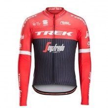 Maillot vélo manches longues Sportful Trek-Segafredo Thermal LS Jersey 2017