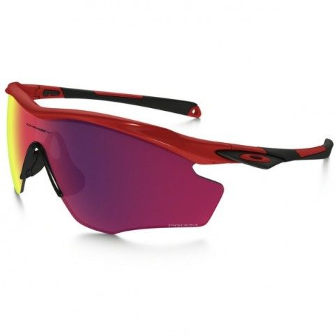 3bb47bd0bd10d4 Lunettes vélo Oakley M2 Frame XL Redline Prizm Road Refresh Collection
