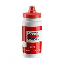 Bidon vélo Elite Fly Lotto Soudal 550ml