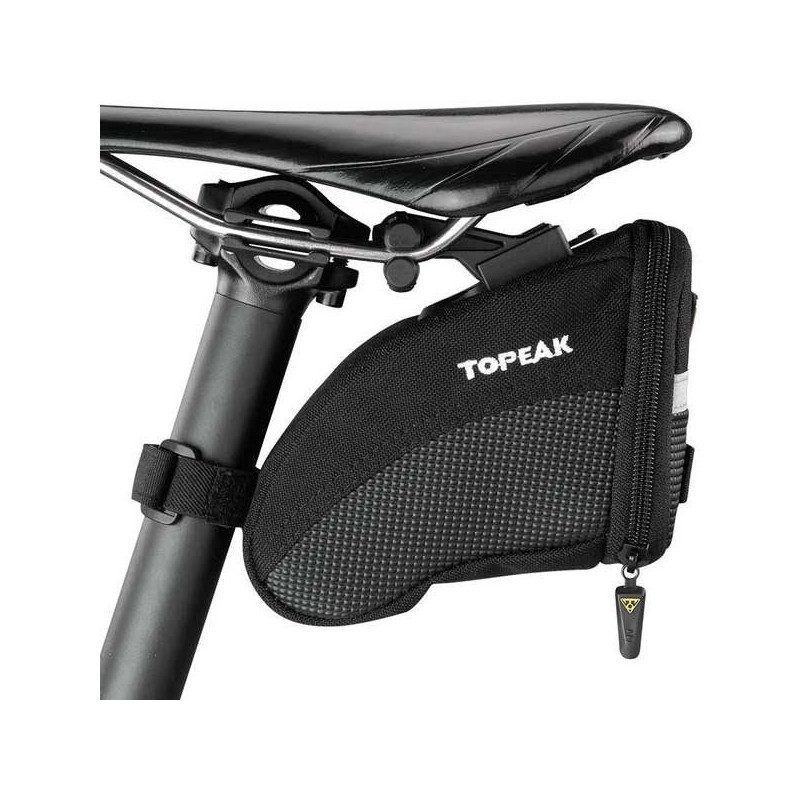 sacoche selle topeak aero wedge pack quickclick. Black Bedroom Furniture Sets. Home Design Ideas