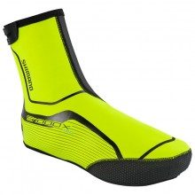 Couvre-chaussures vélo route Shimano S1000X H20 Jaune