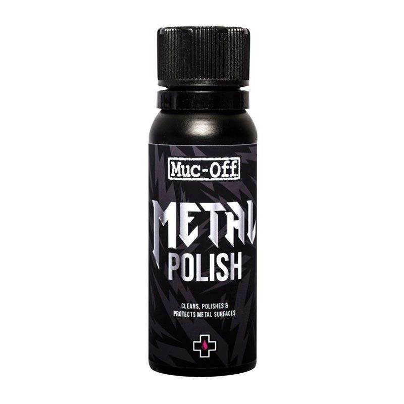 Cr me de polissage m taux muc off metal polish 100 ml for Polissage aluminium miroir