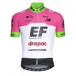 Maillot vélo manches courtes Poc Education First Replica 2018