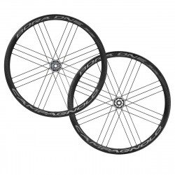 Ruedas de carretera Campagnolo Bora One 35 Disc Brake Dark Label para tubular