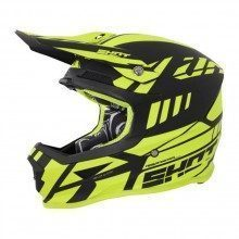Casco integral Shot Furious Riot Neon Yellow 2018