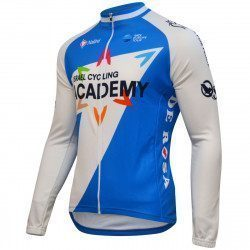 Maillot vélo manches longues Nalini Total Direct Energie 2019