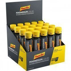 Tubo de Magnesio Liquid PowerBar 25ml