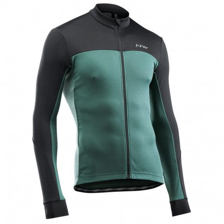 Maillot vélo manches longues Northwave Force 2 2021